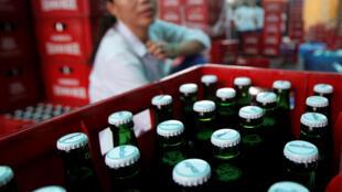 Ảnh minh họa : Công ty bia Habeco - Hà Nội.