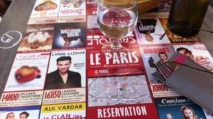 Le Festival d'Avignon se déguste dans toute la ville.
