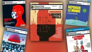 courrier-international-montage-unes