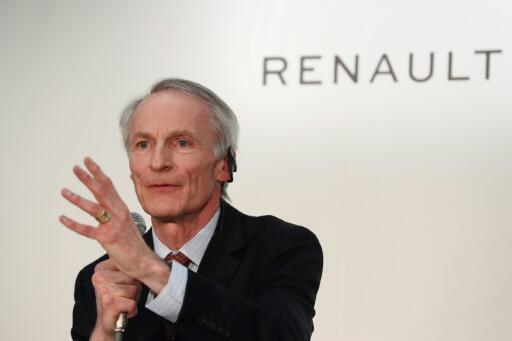 Председатель операционного совета Renault-Nissan-Mitsubishi Жан-Доминик Сенар