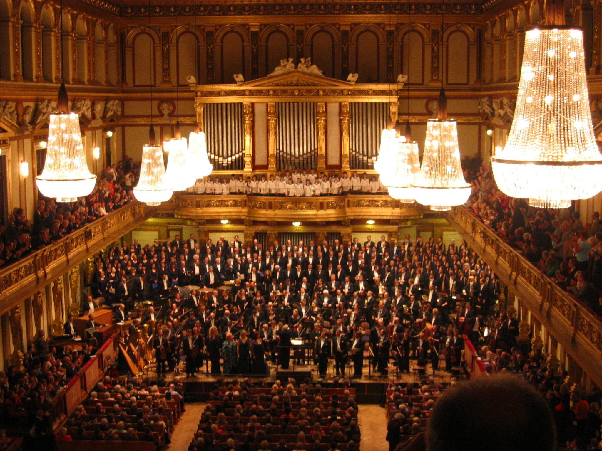 Dàn Nhạc Giao Hưởng Vienna