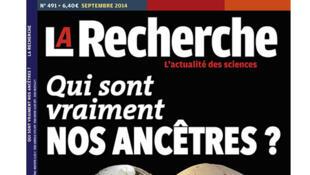 """""""La recherche"""" septembre 2014"""