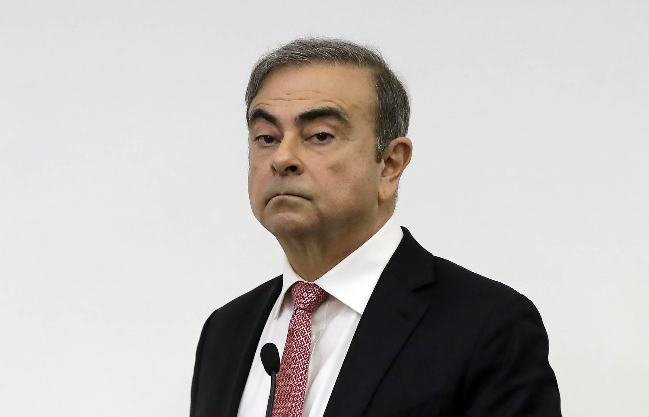 Fugitive auto tycoon Carlos Ghosn is wanted by Japan on charges of financial misconduct but remains at large in Lebanon, where he fled while on bail.