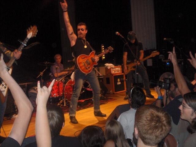 Группа Eagles of Death Metal