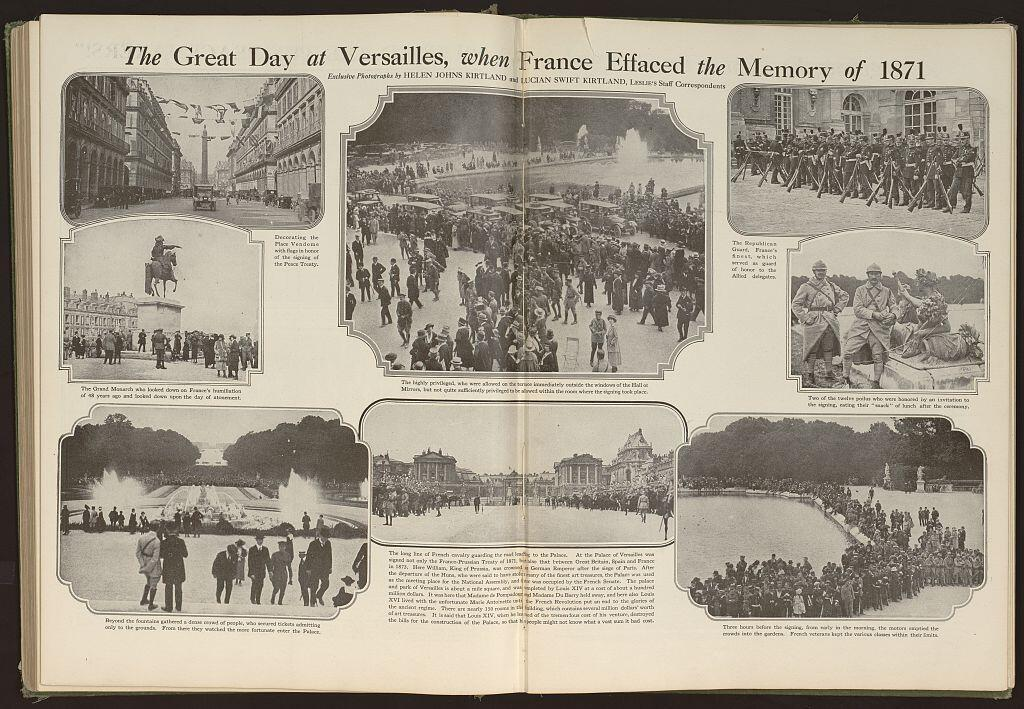 The great day at Versailles when France effaced the memory of 1871
