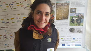 Lucile Godard, qui travaille pour Agro-transfert.