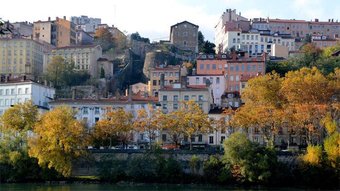 里昂老城區被列入世界文化遺產已經有20年代歷史