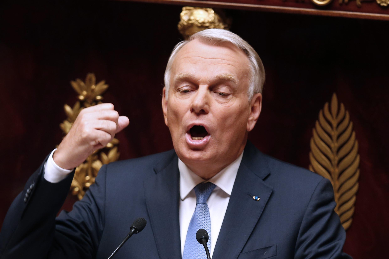 Премьер-министр Франции Жан-Марк Эро