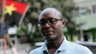 Rafael Marques, activista angolano.