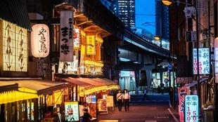Tokyo and other parts of Japan have been under a virus state of emergency since late April