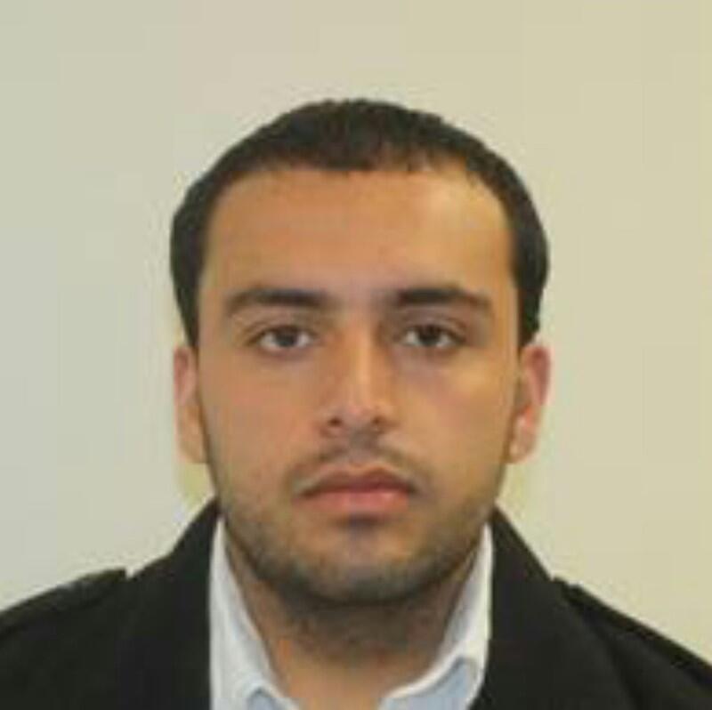 Ahmad Khan Rahami, bị tình nghi có liên quan đến vụ nổ bom tại New York, ảnh chụp ngày 19/09/2016.