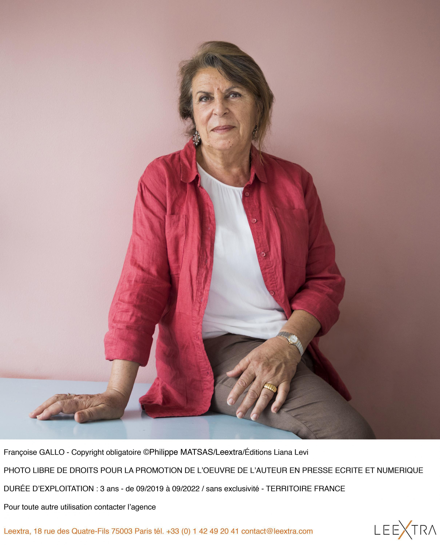 Françoise Gallo.