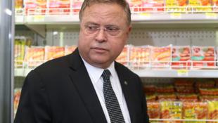 Ministro da Agricultura do Brasil, Blairo Maggi, estima que setor da carne pode perder US1,5 bilhão com a crise
