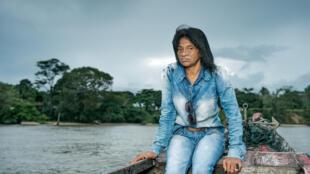 Maria do Socorro es una ambientalista brasileña, de la ciudad de Barcarena.