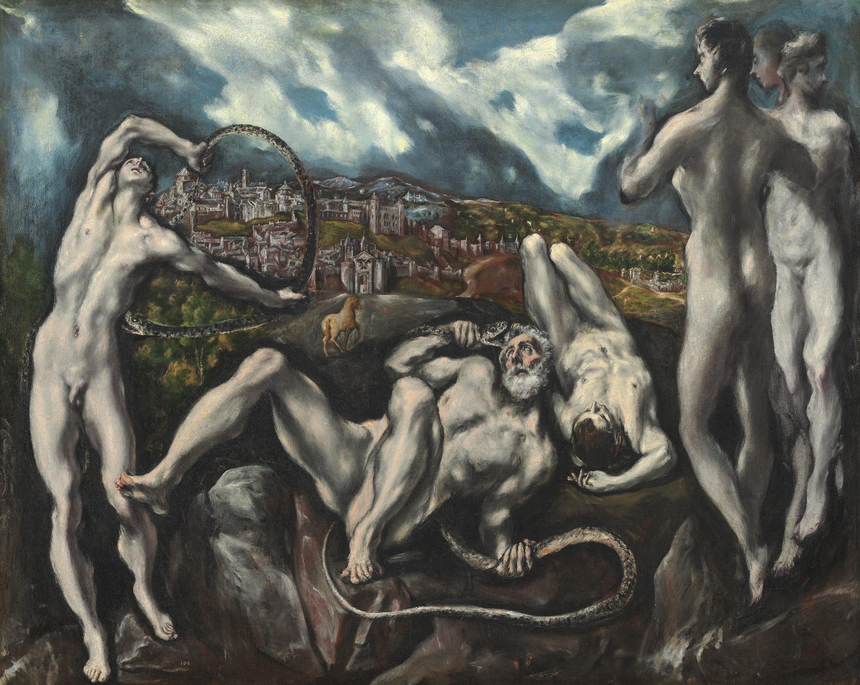 西班牙文藝復興時期畫家埃爾·葛雷柯