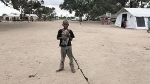 Campo de Reassentamento de Mandruzi, Moçambique