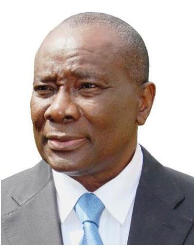Abdoul Karim Meckassoua, nouveau président de l'Assemblée nationale centrafricaine.