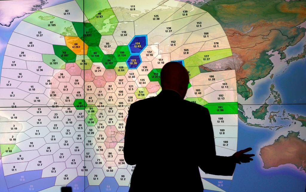 Les données de la société Inmarsat ont été interprétées par des équipes internationales d'enquêteurs pour reconstituer notamment la route de l'appareil disparu.