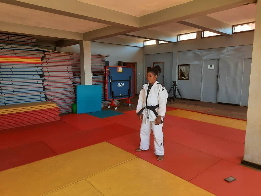 Malawi's judoka Harriet Boniface is ready for the 2021 Olympic Games in Tokyo.