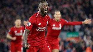 Liverpool's Naby Keita scored his second goal in as many games during the 2-0 Champions League win over Porto.
