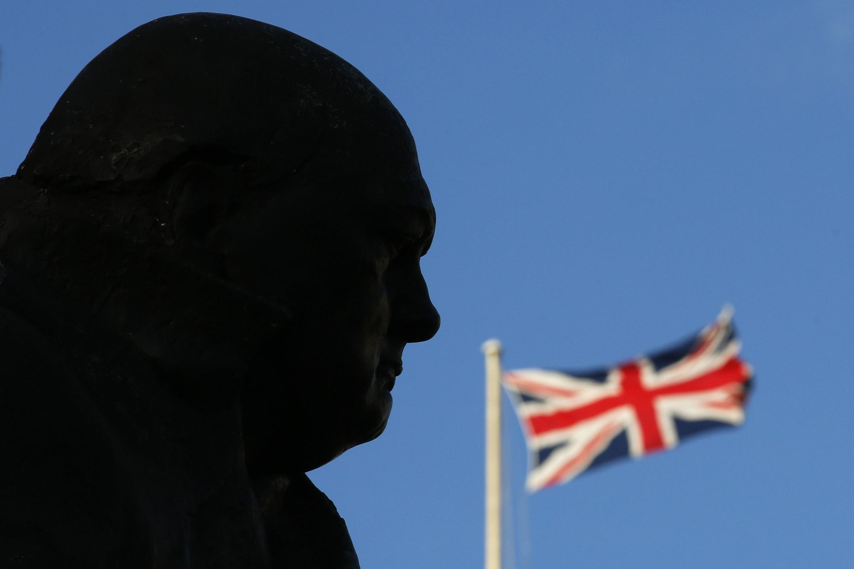 Winston Churchill reste plus que jamais une figure emblématique au Royaume-Uni.
