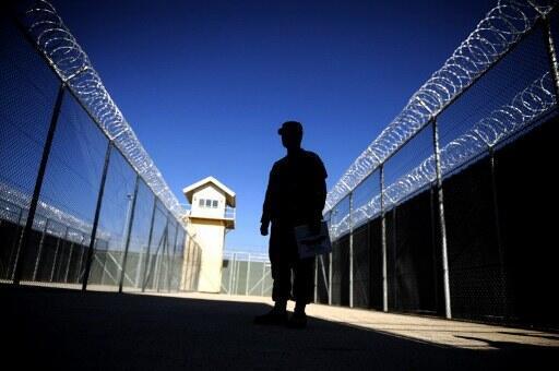 زندان بگرام مارس 2012