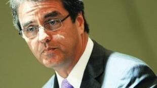 Roberto Azevedo, el nuevo Director General de la OMC.