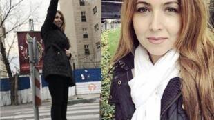 شاپرک شجریزاده، که چهارشنبه ٢ اسفند/ ٢١ فوریه ٢٠۱٨ برای اعتراض به حجاب اجباری روسری خود را از سربرداشت، بگفتۀ خود در بازداشت مورد ضرب و شتم قرار دارد.