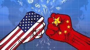 图为中美贸易图