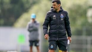 Sergio Conceicao's Porto were a point ahead of Benfica when the  Primeira Liga was suspended in March as part of Portugal's fight against the coronavirus pandemic.