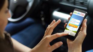BlaBlaCar est un service de covoiturage longue distance mettant en relation les conducteurs et les passagers souhaitant partager les frais d'un même trajet.