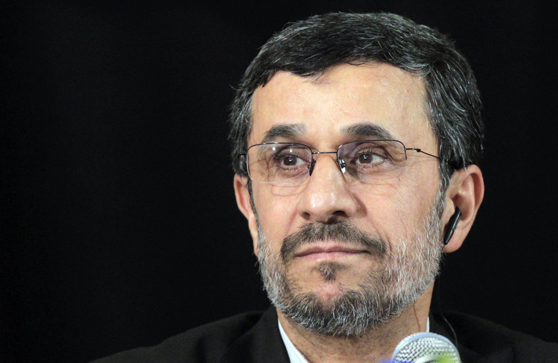 """Ahmadinejad: """"Se pensam que podem pressionar o Irã, eles se enganam"""""""