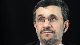Rais wa zamani wa Iran Mahmoud Ahmadinejad mjini New York Septemba 26, 2012.