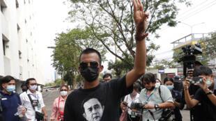 thailande-militant-pro-democratie-Panupong-Jadnok