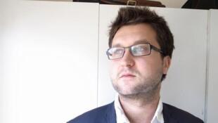 Nicolas Dot-Pouillard, chercheur à l'Institut français du Proche-Orient, à Beyrouth, docteur en études politiques diplômé de l'Ecole des Hautes études en sciences sociales (EHESS).