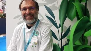 Raymond Novak, chercheur à l'Institut national de la recherche agronomique Val de Loire à Tours.
