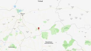 La ville de Sarh est située dans le sud du Tchad près de la frontière centrafricaine.