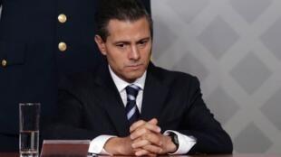 Shugaban kasar Mexico Pena Nieto