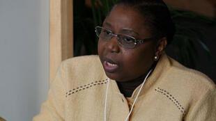 Dr Awa Marie Coll Seck, ministré de la Santé du Sénégal.