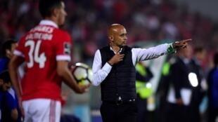 Treinador do Rio Ave, Miguel Cardoso, chega agora ao Nantes.