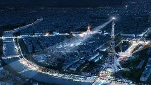 Paris 2024 Olympic bid organisers regard the Eiffel Tower as one of the most lustrous symbols of their vision for the games.