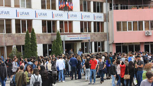 L'université française en Arménie.