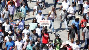Barricades Haïti