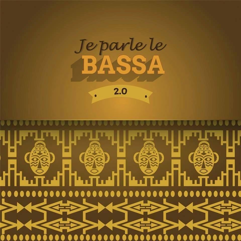 Le logo de la page Facebook de «Je parle le bassa 2.0» à l'initiative de Stéphie Rose Nyot, une jeune française d'origine camerounaise.