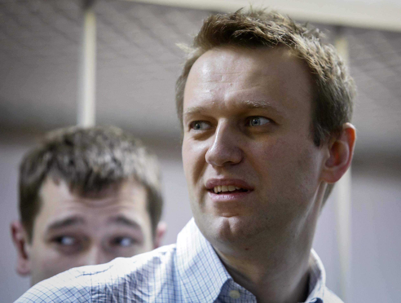 Алексей Навальный был госпитализирован 20 августа в тяжелом состоянии в Омске