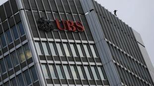 UBS's offices in Zurich