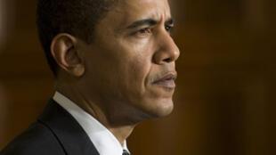 Le président américain, Barack Obama.