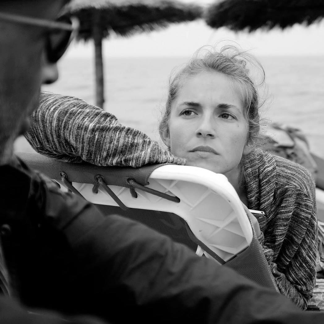 Capucine Granier-Deferre a couvert la guerre en Ukraine en tant que photographe indépendante