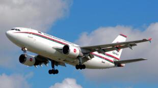 A Biman plane