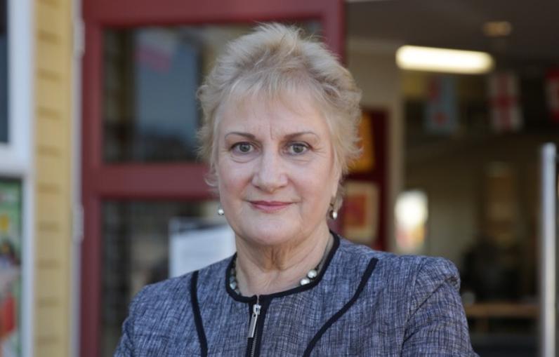 新西兰驻澳大利亚大使安妮特·金资料图片
